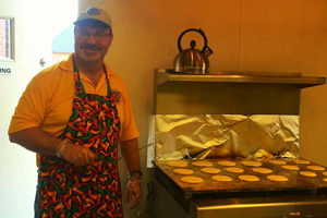 Purkey Insurance Agents Volunteer around Toledo Ohio