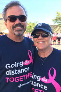 Purkey Insurance Agents Volunteer at Race For The Cure Toledo Ohio