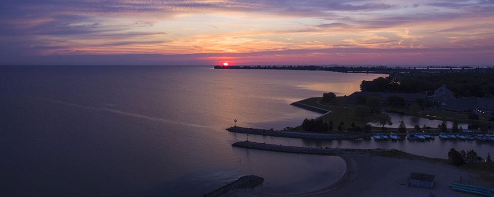 Maumee Bay Toledo